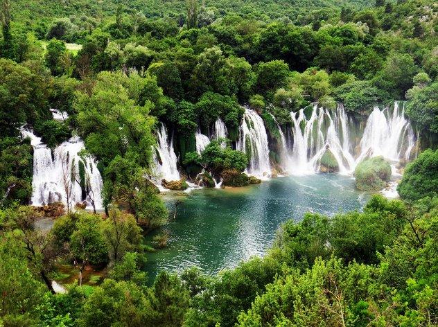 Na vodopadu Kravica prodano 155.000 ulaznica, najviše dolaze Italijani i Poljaci