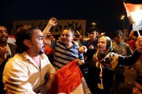 Irak_Bagdad_slavlje_oslobadjanje _Mosula-Xinhua