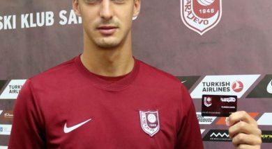 Miloš Stanojević potpisao trogodišnji ugovor sa FK Sarajevo