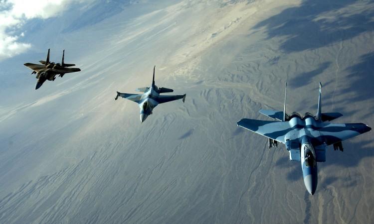 Venecuelanski borbeni avion se 'opasno' približio američkom lovcu