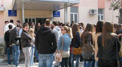 ve manje studenata u Mostaru