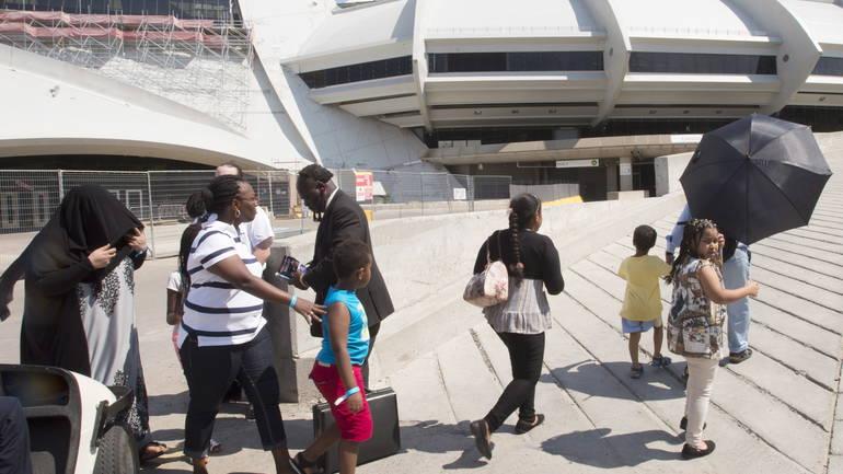 Tražiocima azila iz SAD-a otvoren olimpijski stadion u Montrealu
