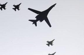 US deploys B-1B Lancer bombers to South Korea