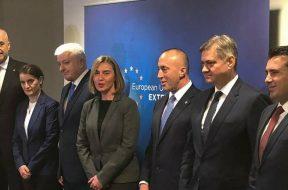 Haradinaj se sastao sa Mogherini