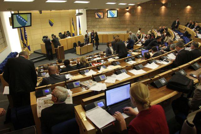 Krizni štab donio novu naredbu: Dozvoljeno održavanje sjednica Parlamenta FBiH