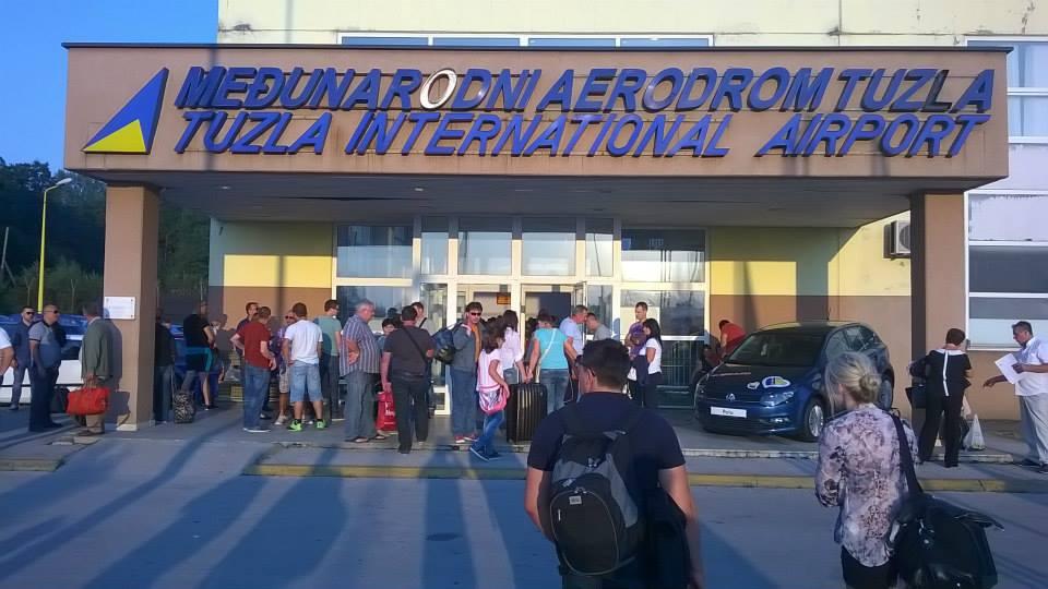 Do aerodroma u Tuzli uskoro će voditi moderna saobraćajnica s tri trake