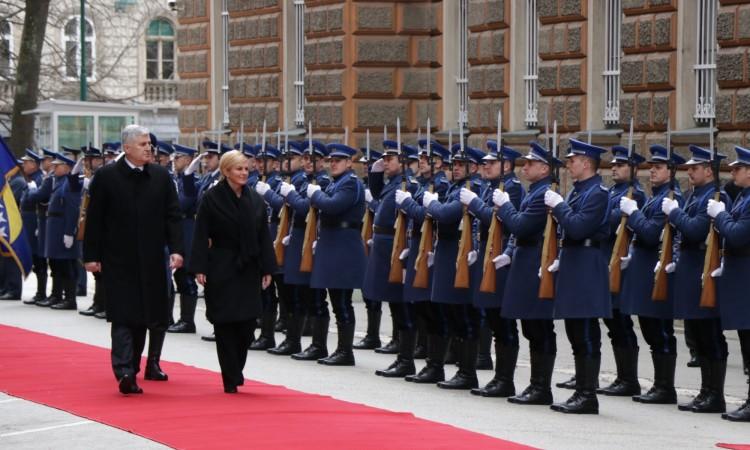 Oglasila se Kolinda: Nije tačno da sam rekla kako je BiH pod kontrolom militantnog islama
