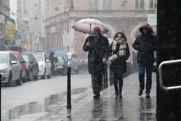Hladan talas stiže u Evropu, od nedjelje snijeg i u dijelovima BiH
