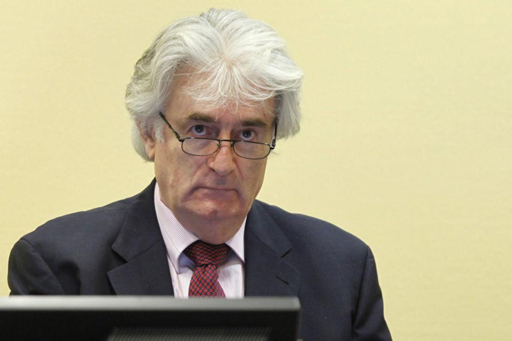 Radovan Karadžić traži da služi kaznu u Srbiji