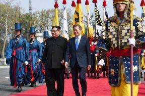 Kim_Moon_samit_ceremonija_Xinhua