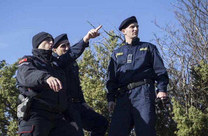 Prezentacija specijalističke opreme za pripadnike Granične policije