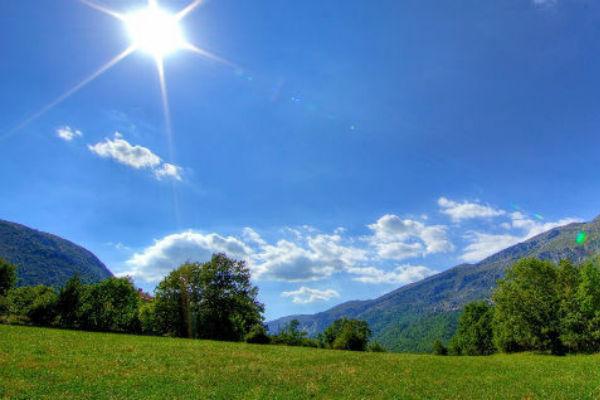 Danas sunčano, temperature do 35 stepeni