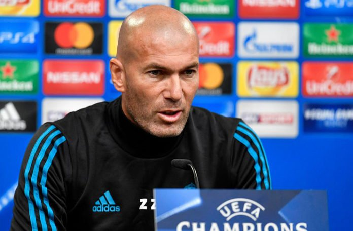 Impresivni Zidane s Realom igrao devet finala i osvojio devet trofeja