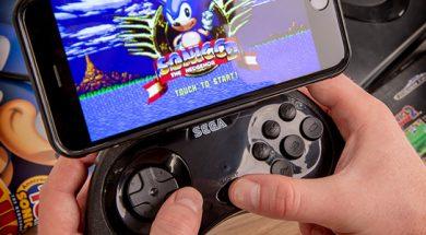 Predstavljen Sega kontroler za pametne telefone