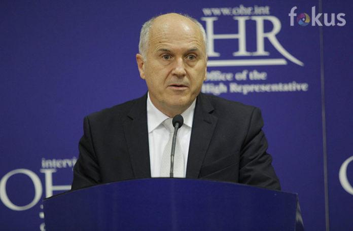 Inzko: Ubijeđen sam da u 2021. možemo otvoriti uspješnije poglavlje u BiH