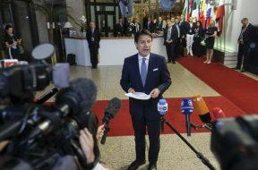 EU leaders meet for European Council summit