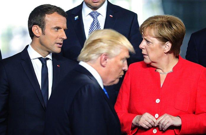 Macron poziva Trumpa da ne povlači vojnike iz Afrike