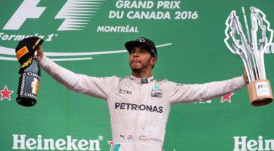 Lewis Hamilton potpisao novi ugovor sa Mercedesom