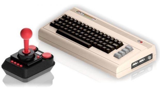 Commodore 64 Mini u prodaji već od oktobra