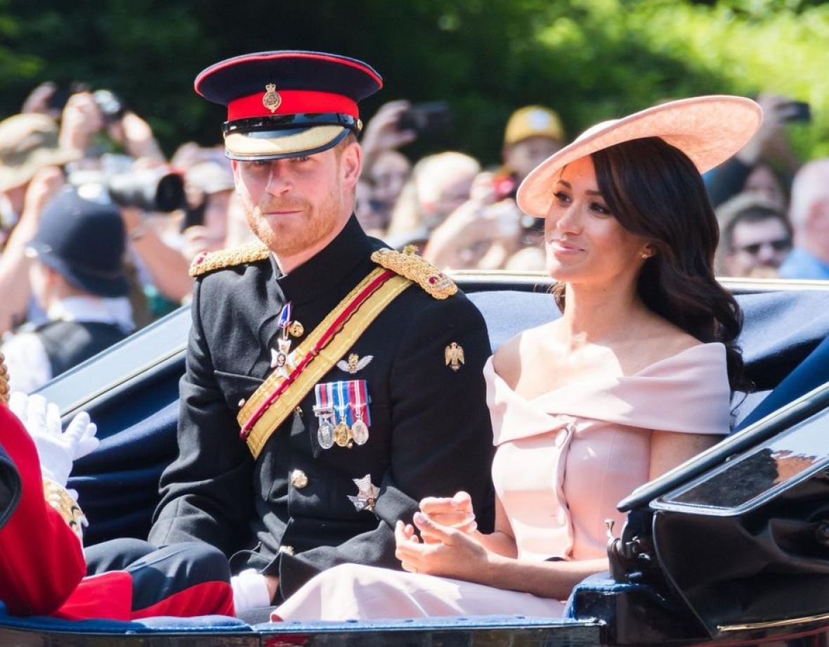 Princ Harry stigao u Kanadu