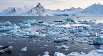 Nezabilježene klimatske promjene