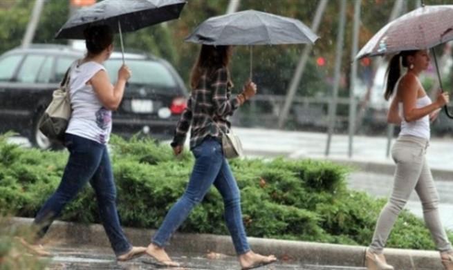 Čeka nas kišovit vikend i blagi pad temperature