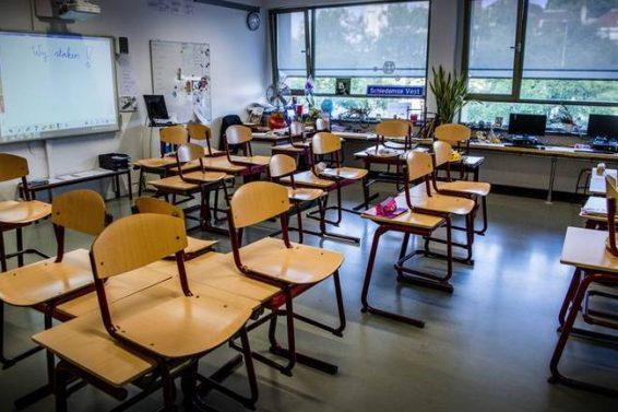 Netherlands primary school teachers go on strike