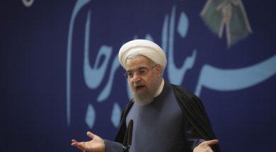 Iran_Iranian President Hassan Rouhani2