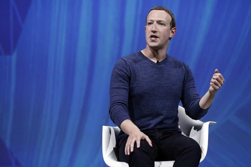 Mark Zuckerberg u radu od kuće vidi dodatni profit za Facebook
