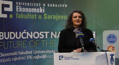 Naučnom konferencijom obilježeno 66 godina Ekonomskog fakulteta u Sarajevu