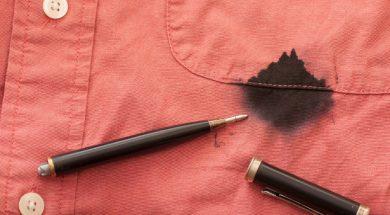 Odlični trikovi za uklanjanje tragova hemijske olovke