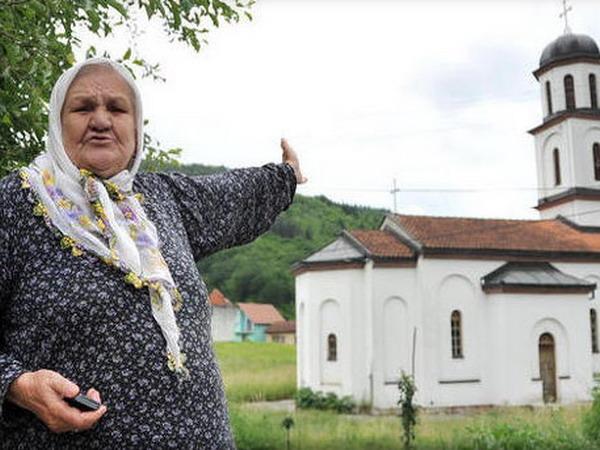 Evropski sud za ljudska prava presudio: Crkva iz dvorišta Fate Orlović mora biti uklonjena