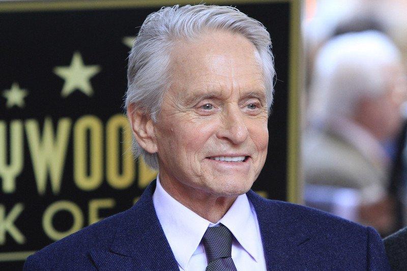 Michael Douglas dobio zvijezdu na Holivudskoj stazi slavnih