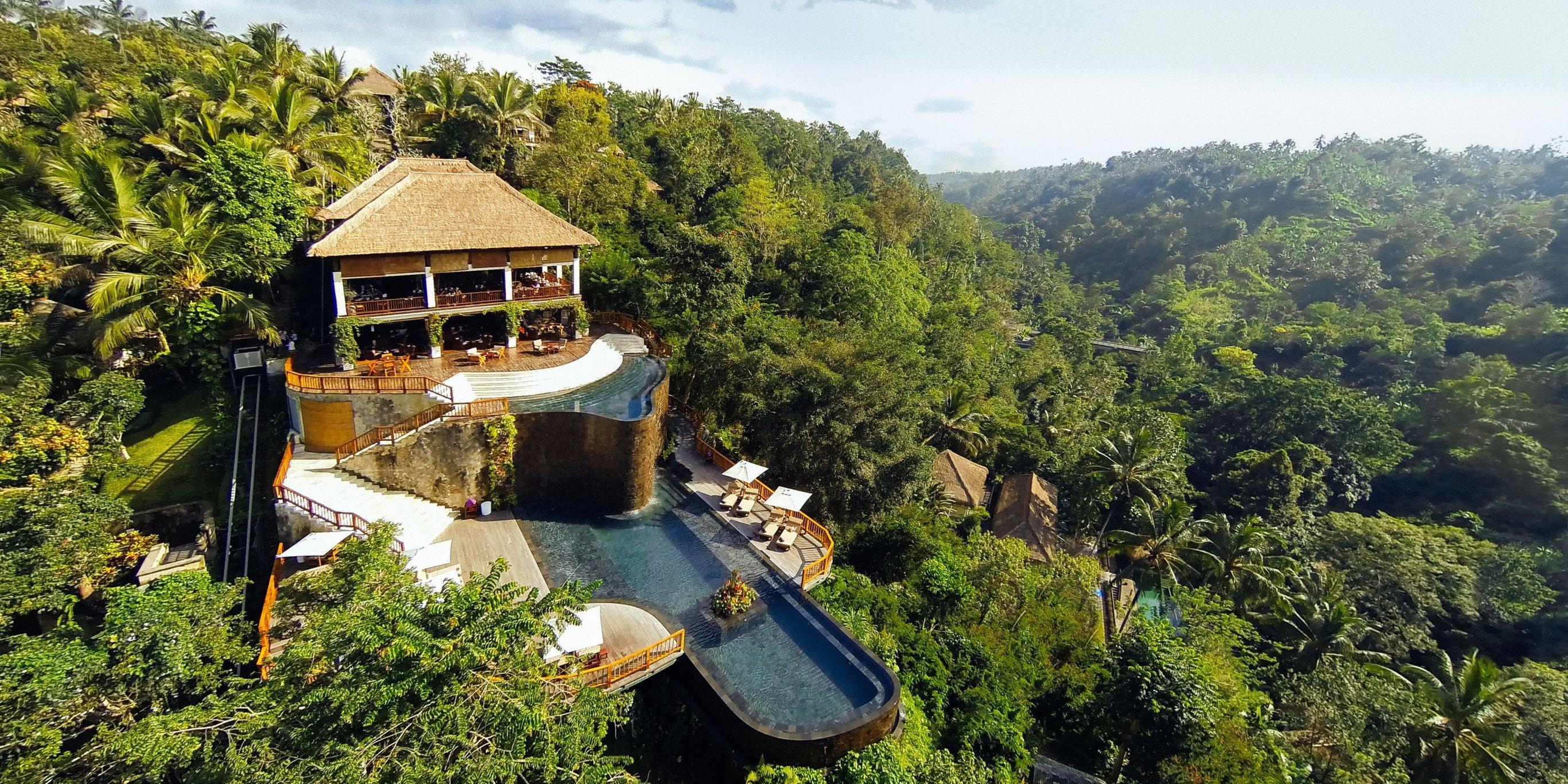 Luksuzni resort usred džungle na Baliju ima najljepši pogled na svijetu