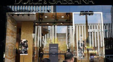 Kineske online prodavnice povukle iz ponude proizvode brenda Dolce & Gabbana
