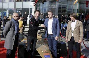 Sarajevo dobilo podršku za organizaciju utrke Formule E 2020. godine