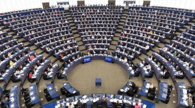 izglasavanje rezolucije u Evropskom parlamentu