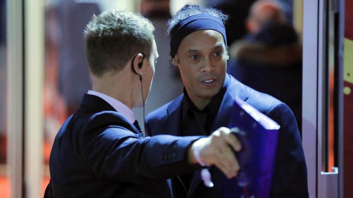 Ronaldinho iznenada doputovao u susjedstvo