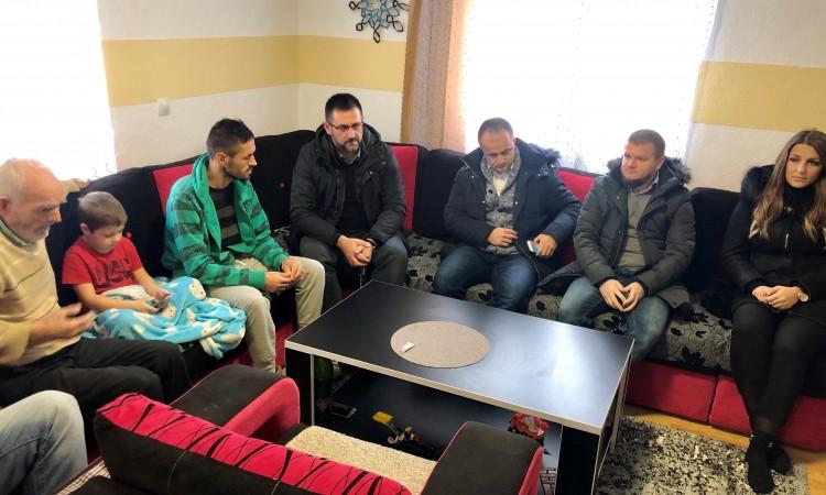 Fahrudin Muminović zimu će dočekati u vlastitom domu: Moj život tek sad počinje