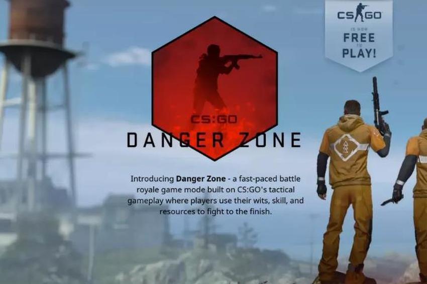 Counter-Strike: GO je odsad besplatna ima novi battle royale mode