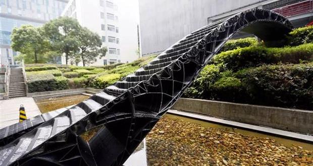 U Šangaju uskoro prvi 3D štampani pješački most