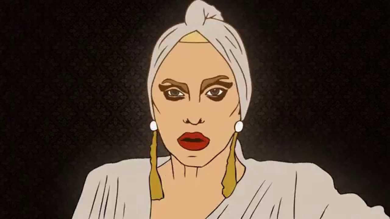 Lady Gaga na društvenim mrežama predstavila svoju animiranu dvojnicu