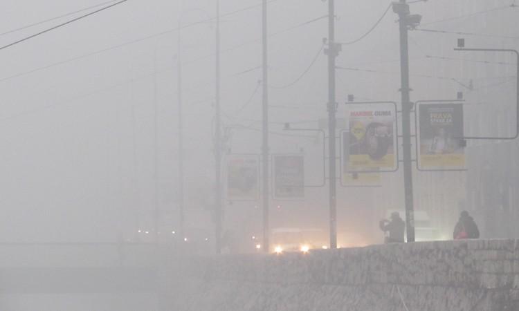 Od bolesti povezanih sa zagađenjem zraka u BiH godišnje umre 3.300 ljudi