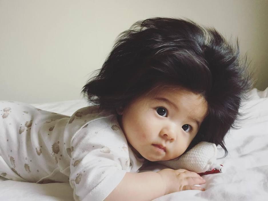 Beba Chanco zbog svoje kose postala glavni lik reklama za šampone