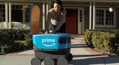 Amazon proizveo autonomnog robota za dostavu