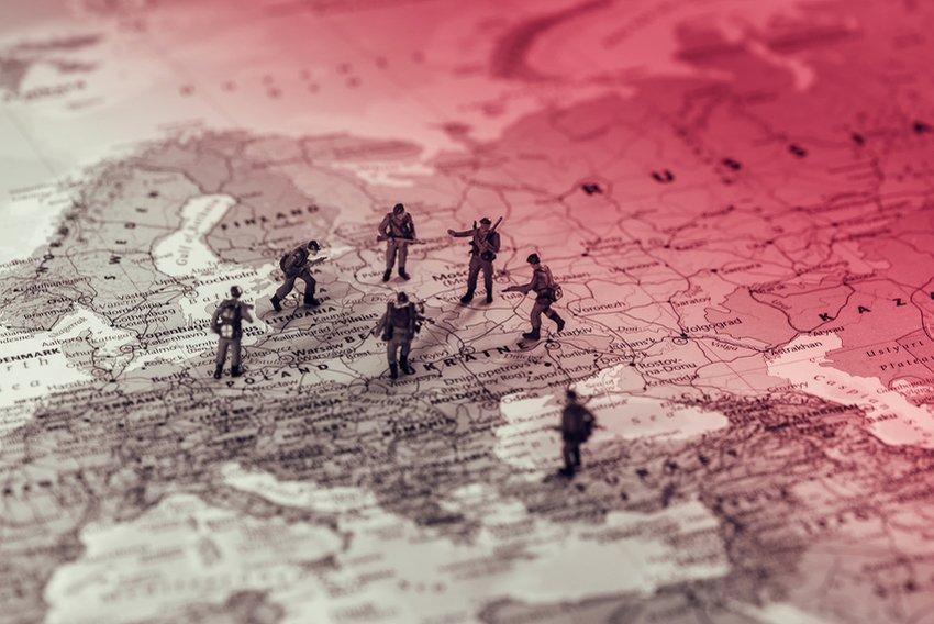 Omjer moći NATO-a i Rusije: Zašto je Alijansa jedina sigurnosna opcija za BiH