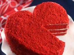valentinovo torta