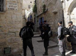 Izrael_policija_okupacija_WAFA