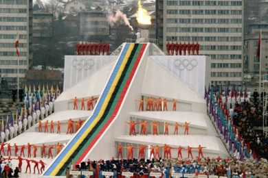 Prije 35 godina u Sarajevu otvorene 14. Zimske olimpijske igre