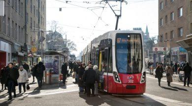 Rekordan broj korisnika javnog prijevoza u Beču